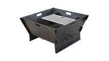 Collapsible Fire Pit