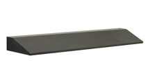 39 Inch Fireplace Hood In Charcoal Finish
