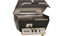 Broilmaster Q3X  Slow Cooker Gas Grill