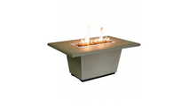 Rectangle Cosmo Fire Table 54 Inch
