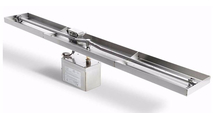 48 Inch Linear Burner with 49x8 Inch Interlink Pan Insert