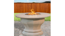 Inverted Fire Table 48 Inch