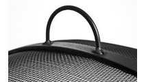 Top handle of Lift Off Dome Fire Pit Screen