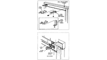 How to use Mounting Kit for Masonry Fireplace Doors