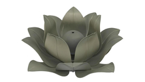 Lotus Flower Stainless Steel Burner without flames