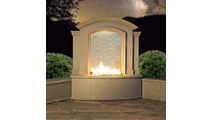 Large Firefalls by American Fyre Designs