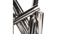 Polished Logs Stainless Steel Fire Pit Ornament details