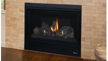 Superior Direct Vent Gas Fireplace 33 Inch