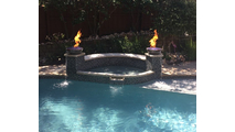 21 inch Glenwood fire and water bowls