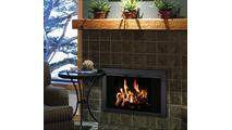 Reserve Masonry Fireplace Door - installed!