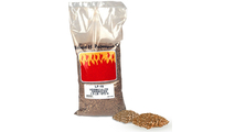 A 1 1/2 pound bag of vermiculite granules are included for propane burners