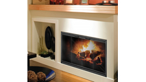 Thin Line Zero Clearance Fireplace Door
