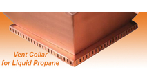 Vented Collar for Propane units