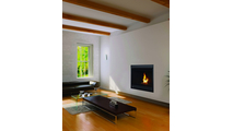 Superior DRC2045 direct vent gas burning fireplace