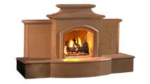 Mariposa Fireplace