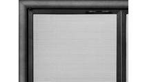 Basic Front Direct Vent Screen door detail.