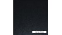 Velvet Black Finish