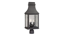 Forged Jefferson Outdoor Post Mount Light