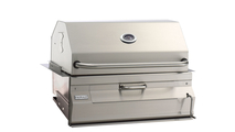 Charcoal Built In Grill 24 Inch