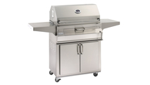Charcoal Free Standing Grill 30 Inch