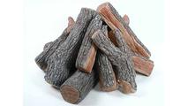 Split Bark 36 Inch Side