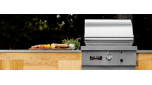 TEC Sterling Patio FR Built-In Infrared Grill 26 Inch