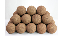 Rust Rustic FireBall 21 Inch