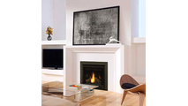 Ascent Series Direct Vent Gas Fireplace 30 Inch