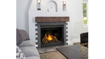 Ascent Series Direct Vent Gas Fireplace 42 Inch