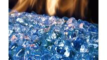 Steel Blue Diamond Nuggets