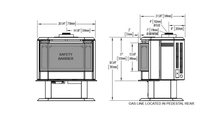 Specs for the Havelock Gas Stove