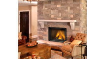 High Country Wood Burning Fireplace 5000
