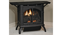 Heritage Vent Free Gas Stove 28 Inch