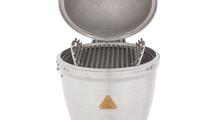 Blaze Cast Aluminum Kamado Charcoal Grill 20 Inch