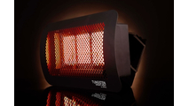 Tungsten Smart Gas Heater