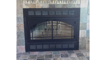 Carolina Inside Fit Fireplace Door