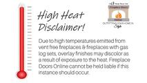 High Heat Disclaimer!