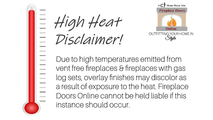 High Heat Disclaimer!