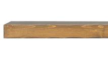 Close up of the Emerson mantel shelf with Medium Finish