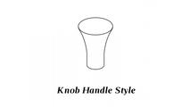 Knob style handles