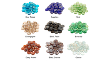 Choose from an array of shiny and colorful Fyre Gems!