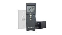 Skytech Fireplace Remote Control Kit With LCD Screen