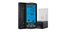 Skytech Fireplace Remote Control with Receiver