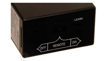 Close up of transmitter for Skytech 3301P Remote