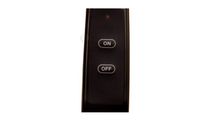 Closeup Skyech 1410-A Wireless ON/OFF Fireplace Remote Control