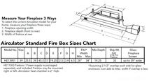 Sizing Chart For Airculator HW13901