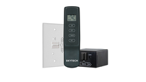 Skytech LCD On/Off remote with battery powered transmitter and receiver