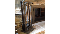 Black Rock Fireplace Tool Set