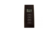 Close up of Skytech 1410TH Fireplace Remote Control Kit With LCD Screen