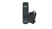 Skytech 1420TH-A On/Off/Termostay Fireplace Remote Control With 110V Plug In Receiver